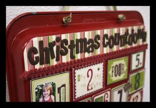 Advent calendar-detail