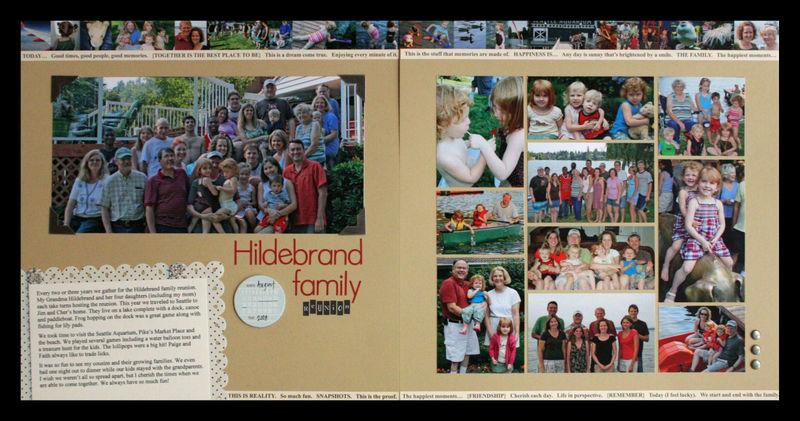 Hildebrand family