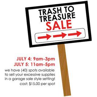 Trash2treasure