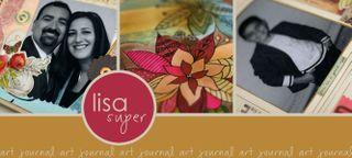 Lisa super art journal