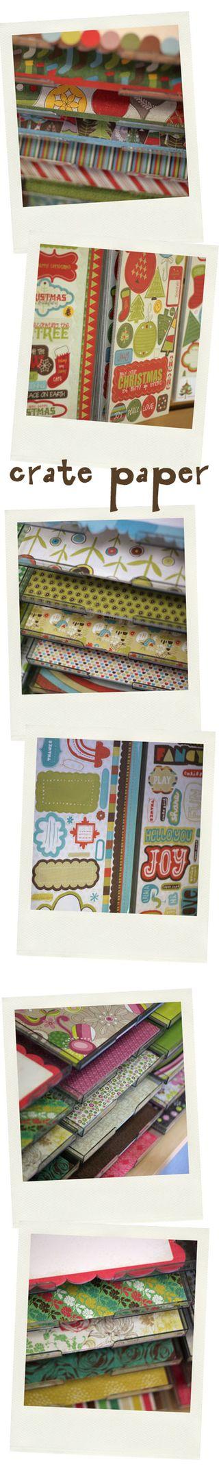 Crate paper 10 25
