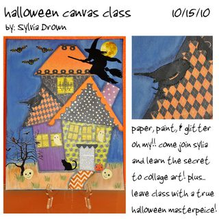 Halloween-canvas