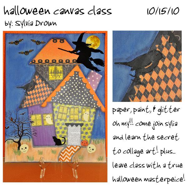 Halloween-canvas