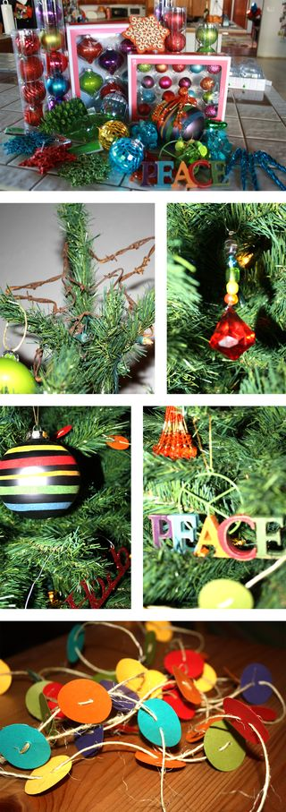 2010 x mas tree