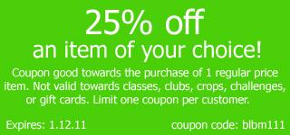 25 coupon f copy