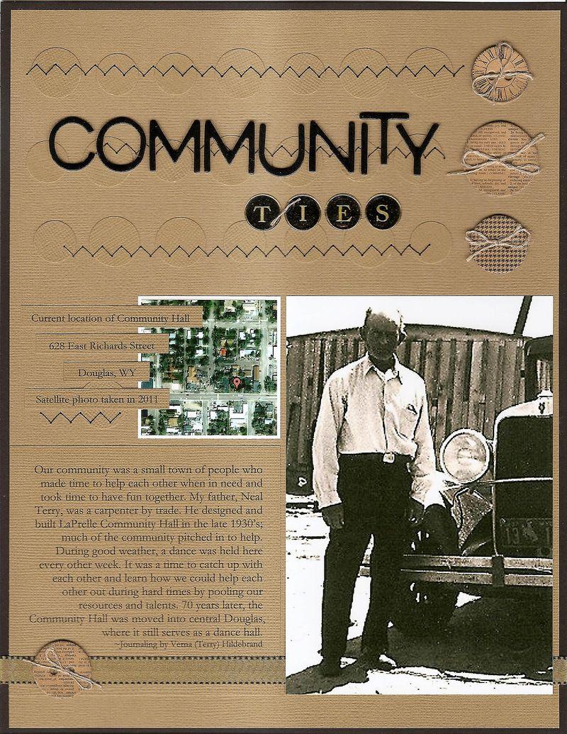Community Ties