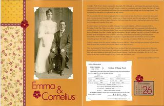 Emma and Neil wedding