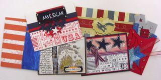 Troop cards for blog
