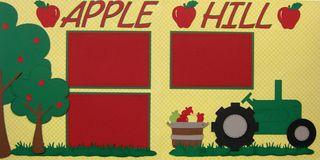 Cricut kit apple hill