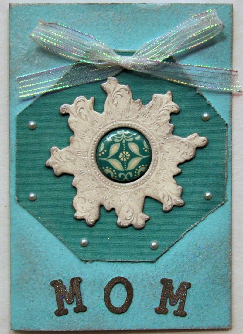 Veronica B card