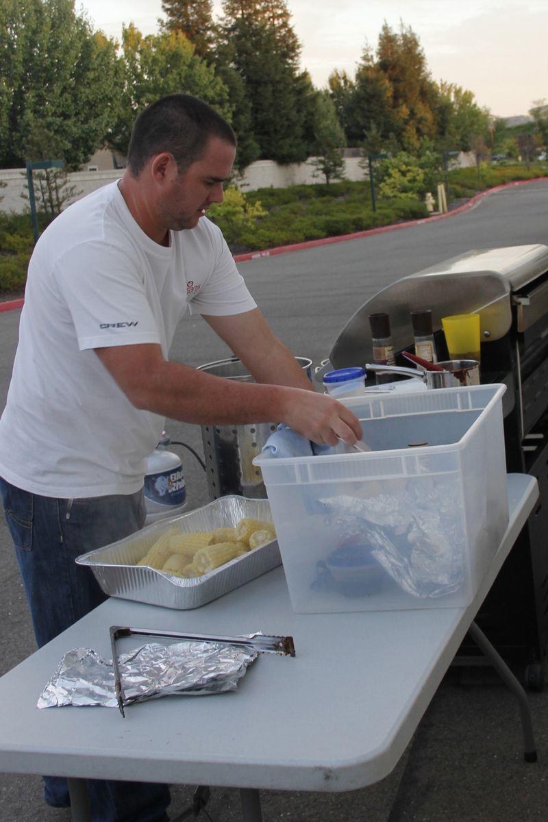 Weekend 4 jason cooking