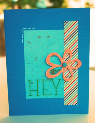 Bj AUG KIT Hey card
