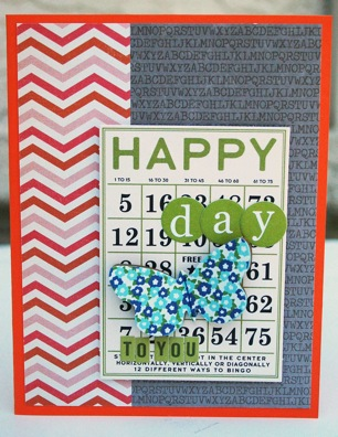 Bj SEPT KIT card Happy Day to You