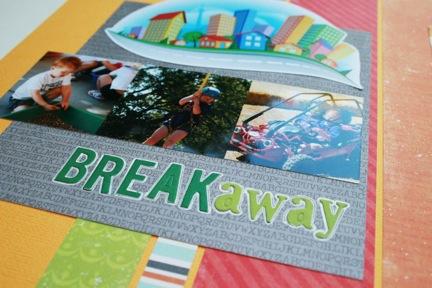 SEPT KIT Breakaway Detail