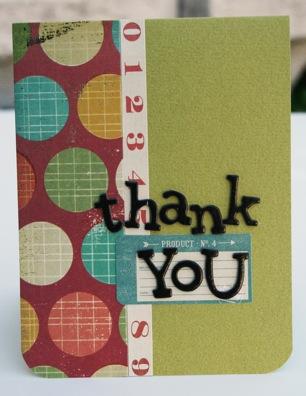 Bj OCT KIT thank you card