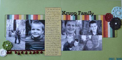 Rk krupp family