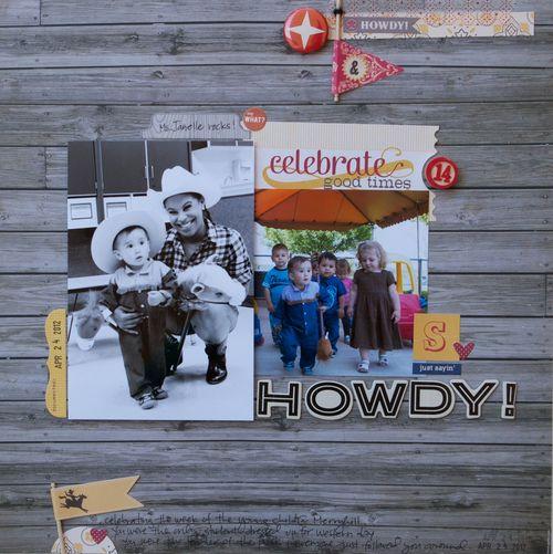 An howdy