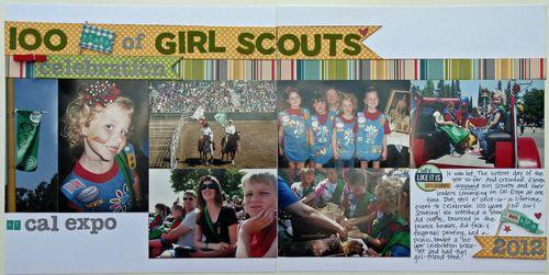 Sarah c girl scouts