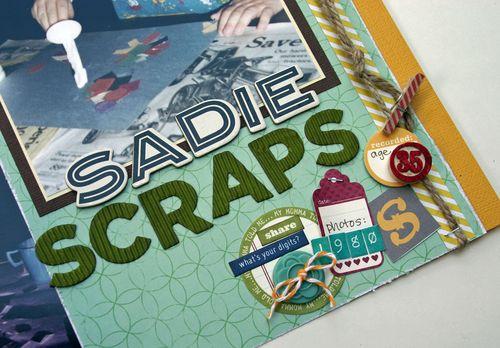 Sarah c sadie scraps detail