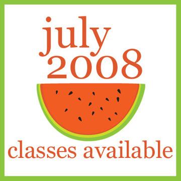 July2008classes
